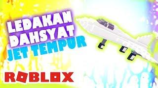 Video ROBLOX INDONESiA   MELEDUKKAN JET TEMPUR SAMPE BERKEPiNG-KEPiNG !! 😂 MP3, 3GP, MP4, WEBM, AVI, FLV September 2018