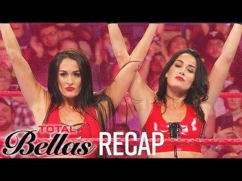 Brie Wants Baby #2 & Nikki Organizes Pep Rally   Total Bellas Recap (S4 Ep9)