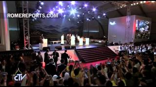 Апостольская поездка Папы Франциска в Южную Корею