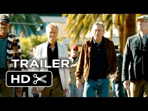 Last Vegas Official Trailer #1 (2013) – Robert De Niro, Michael Douglas Movie HD