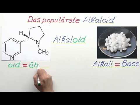 Nicotin | Chemie | Organische Verbindungen – Eigenschaften und Reaktionen