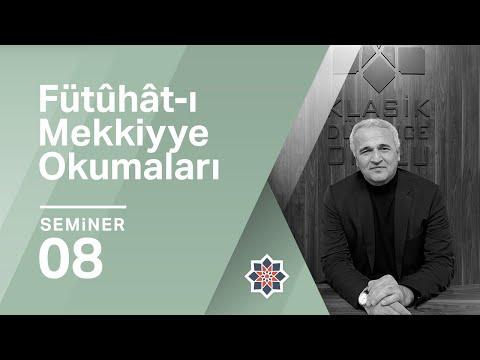 Fütûhât-ı Mekkiyye - VIII