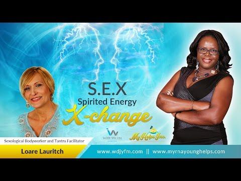 Coach Myrna: SEX (Spirited Energy Exchange)