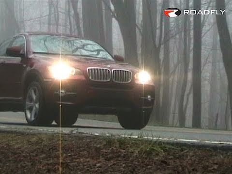 Video review: BMW X6 xDrive50i