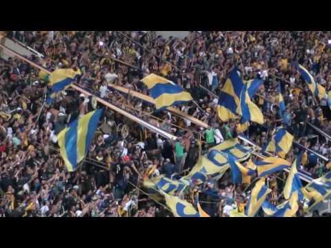 """""""DE FIESTA"""" - Rosario Central (Los Guerreros) vs Boca Juniors - Copa Argentina 2016 - Los Guerreros - Rosario Central"""