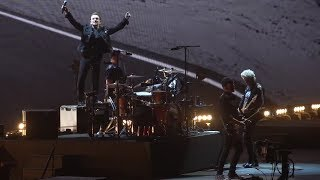 U2-Where The Streets Have No Name- THE JOSHUA TREE TOUR 2019 in JAPAN Day2 SSA