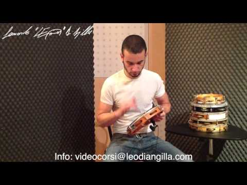 Modern Pandeiro Video Lessons Promo