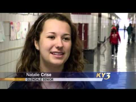 Carver Middle School students learn about dangers of meth