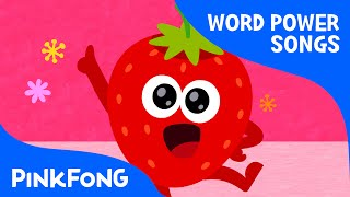 Colorful Fruits | Word Power | PINKFONG Songs for Children