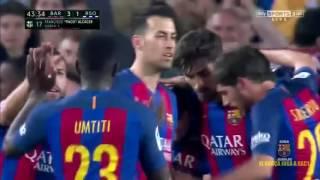 FC Barcelona vs Real Sociedad [3-2][La Liga - Jornada 32][15/04/2017] EL BARÇA JUGA A RAC1Barcelona vs Real Sociedad [3-2][La Liga - Jornada 32][15/04/2017] EL BARÇA JUGA A RAC1Barça vs Real Sociedad [3-2][La Liga - Jornada 32][15/04/2017] EL BARÇA JUGA A RAC1----------------------------------------------------------------------------------------------- SUSCRÍBETE: https://www.youtube.com/user/Zonajuanjos- twitter: https://twitter.com/Zonajuanjo- Listas de reproducción: https://goo.gl/lbwO6J- FC Barcelona 2016/2017: https://goo.gl/ETTkxL- Barça B 2016/2017: https://goo.gl/XFO6aw- Barça Femenino 2016/2017: https://goo.gl/KH1wwU- El Fajiazote del Tio Faja: https://goo.gl/6mBUEm- Los Mesetazos de Victor Lozano: https://goo.gl/nSF3rG- BarçaFans: https://goo.gl/XMEXCv- [8aldia] La tertúlia esportiva: https://goo.gl/ar2Vx2Temporadas del FC Barcelona:- FC Barcelona - Temporada 2014-2015: https://goo.gl/K9BbKS- FC Barcelona - Temporada 2015-2016: https://goo.gl/VcEvro- FC Barcelona - Temporada 2016/2017: https://goo.gl/ETTkxLVídeos de interés:- CLÁSICOS CULÉS EN EL BERNABÉU: https://goo.gl/WMLQHY- Johan Cruyff. La leyenda del Fútbol: https://goo.gl/ONPrcs- La rúa y la Celebración del TRIPLETE: https://goo.gl/b8f7pm- Final de la Champions 2015 FC Barcelona: https://goo.gl/ngIph5- Xavi se despide del Barça: https://goo.gl/4PmzI5- Cracs i Catacracs del FC Barcelona: https://goo.gl/VL8iyV