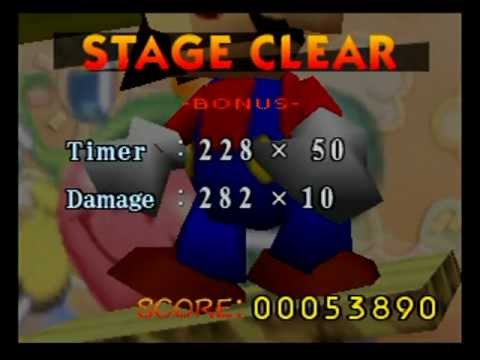super smash bros nintendo 64 soluce