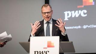 Michael Rasmussen, CEO i Nykredit, ser regulering og overregulering som en stor barriere for vækst, og deler derfor denne bekymring med øvrige topledere i PwC's Global CEO Survey 2016.