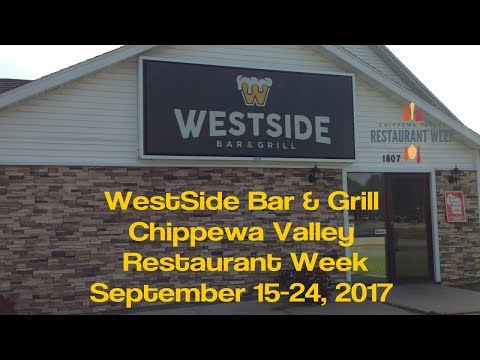 Westside Bar and Grill - Chippewa Valley Restaurant Week - Eau Claire WI - Sept 2017