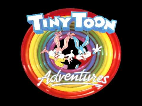 WB ☺ Tiny Toon Adventures - Theme Song Instrumental