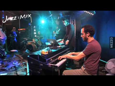Kneebody / Daedalus Collaboration at Jazz Mix / Jazz à Vienne Festival 2009