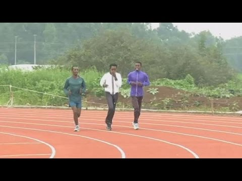 Ethiopia athletes upbeat about Rio Olympics chances