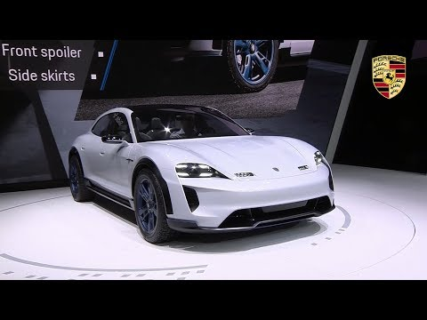 Porsche Press Conference at the Geneva Motor Show 2018