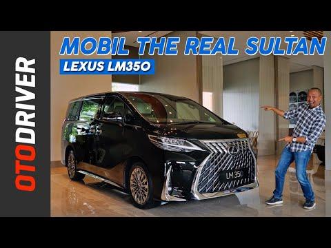 Lexus LM 2020 | First Impression | OtoDriver