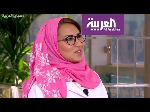 العرب اليوم - شاهد : أول سعودية تتخصص في صنع العيون الصناعية يدويًا