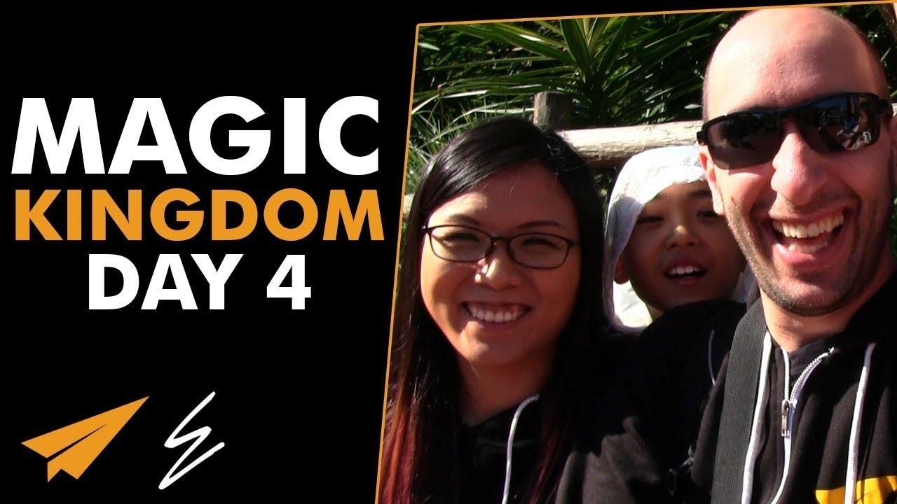 Magic Kingdom - Disney Day 4 - #LifeWithEvan