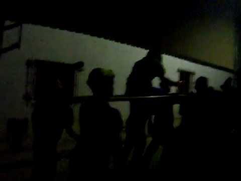 Fiestas Mancera de Abajo 2012 PROCESIÓN NOCTURNA