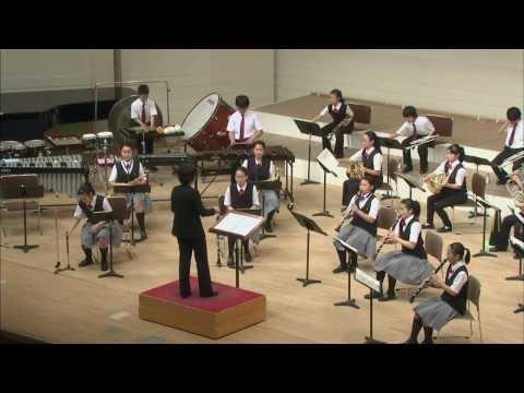 第53回東京都中学校吹奏楽コンクール 青梅六中『三つのジ