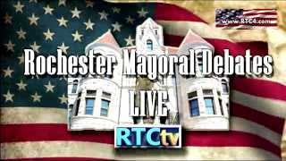 Public Meeting - Rochester Mayoral Debate