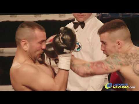 David Soria vs Jesus Moreno 1