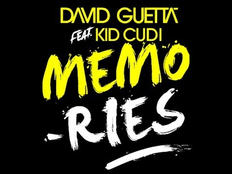 David Guetta feat Kid Cudi - Memories Lyrics