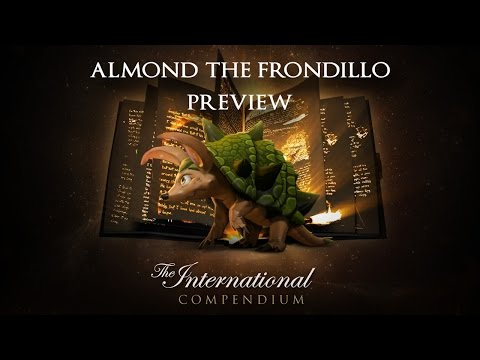 Almond the Frondillo Preview