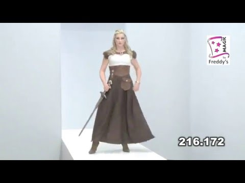 Costume Viking Femme-w20192