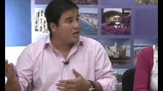 """Pulsa para ver el vídeo - """"En Persona"""" Canal 13 Digital Nº 929; entrevista a Mencey Navarro y Tania Alonso"""