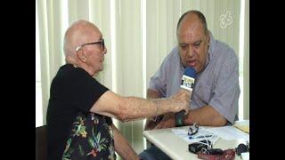 TIO MICA CONVERSA COM O PRESIDENTE DO SINDICATO DOS METALÚRGICOS SILVIO CAMPOS