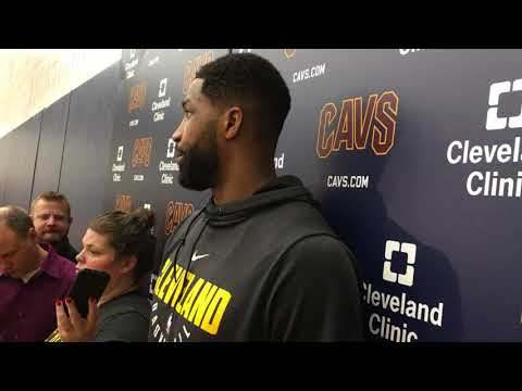 Video: Tristan Thompson on being named a starter for the Cavaliers again | NBA on ESPN