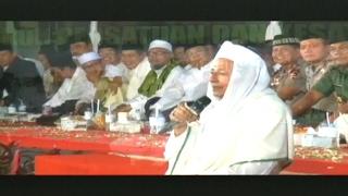 Sindiran Habib Luthfiy Saat Mau'idzoh di Polda Jateng 2017 Video