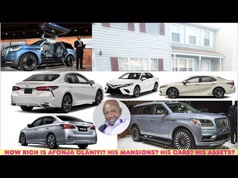 How Rich Is SANYERI ( Olaniyi Afonja ) In 2019? ► All His Mansions, Cars, Luxuries & Assets