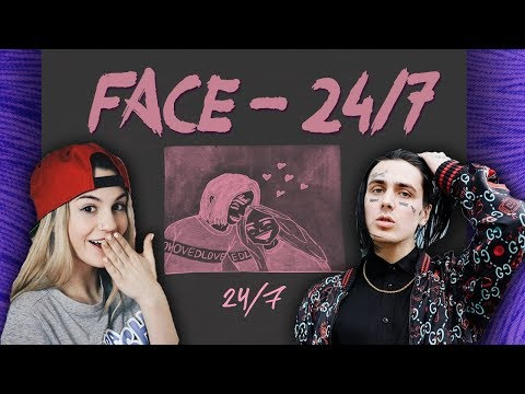 FACE - 24/7 КЛИП (OFFICIAL) / by TELFFOR (видео)