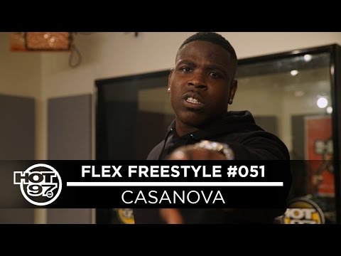 Casanova on Funk Flex | #Freestyle051