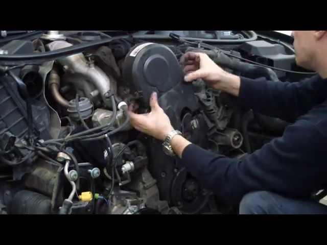 Service Manual 2002 Audi S8 Cambelt Change Audi A3