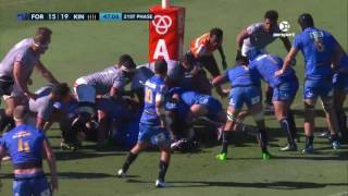 Force v Kings Rd.7 Super Rugby Video Highlights 2017