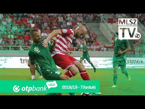 7. forduló: DVTK - Paks 0-0
