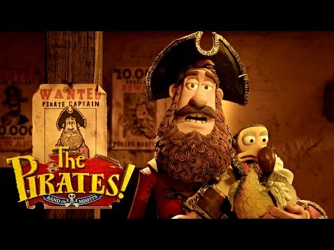 """She's Fat, Dude.  From """"The Pirates! In an Adventure With Scientists"""