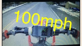 9. Honda Crf150r Top Speed Run