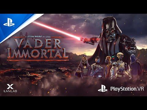 Vader Immortal: A Star Wars VR Series