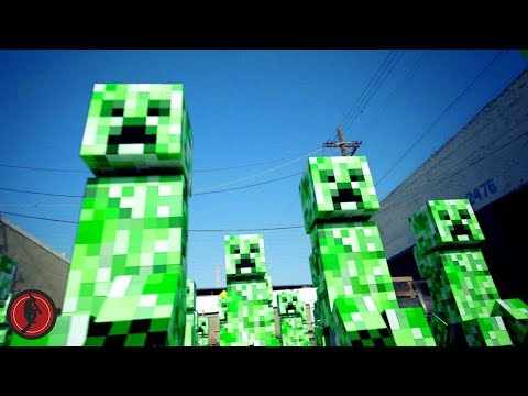Minecraft Massacre Video