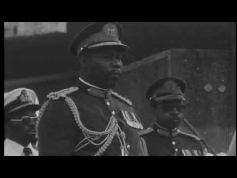 General Olusegun Obasanjo Hands Power To Alhaji Shehu Shagari | October 1979