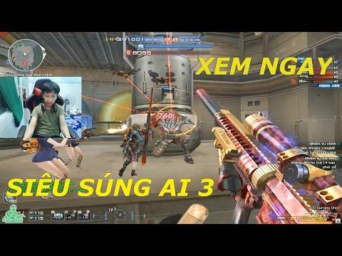 Bình Luận CF : SR25 - Burning Shot (Chế Độ A3 Mới Nhất) - tien xinh trai zombie v4 - Thời lượng: 10:12.