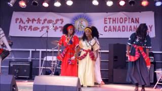 Sebseb Belu Ethiopian Canadian Day Sept 7th 2013 Toronto
