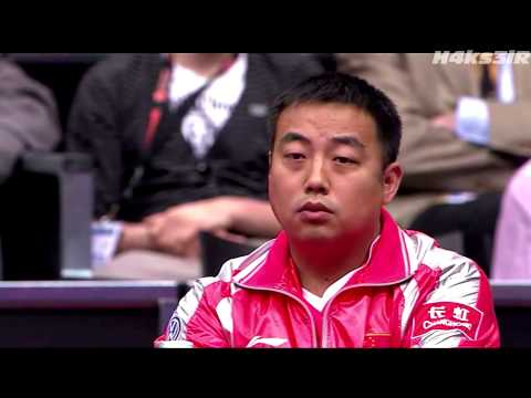 "Zhang Jike – ""Man of Steel"" HD"