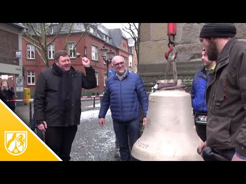 Neue Glocke für St. Peter und Paul in Ratingen